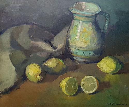 Miró Mainou | Pintomares