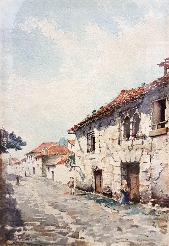 Diego Crosa | Pintomares