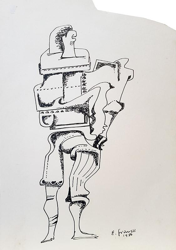 Eugenio Granell | Pintomares