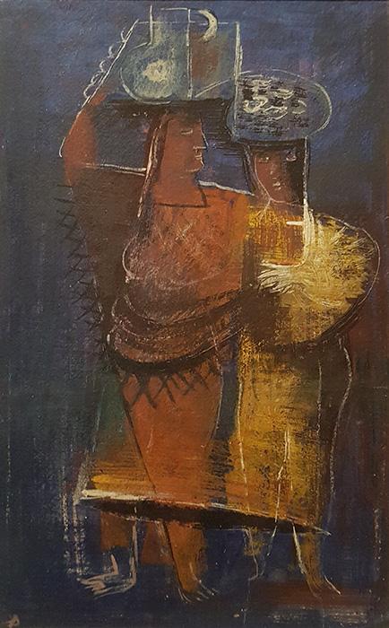 Karl Drerup | Pintomares