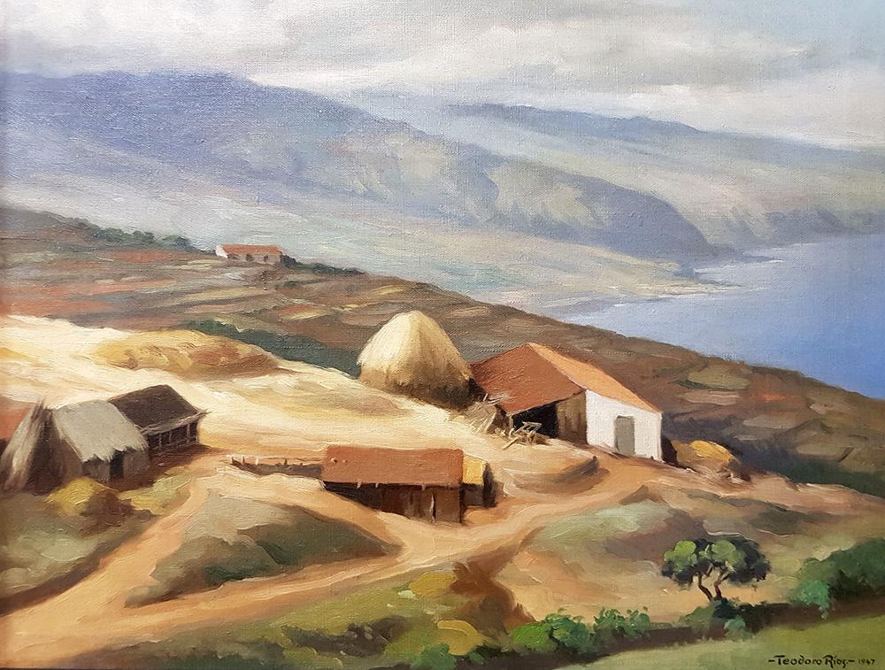 Teodoro Ríos | Pintomares