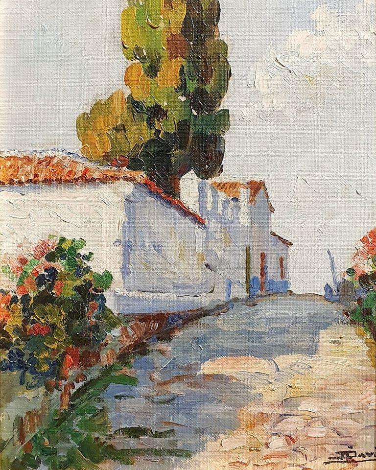 Juan Davó | Pintomares